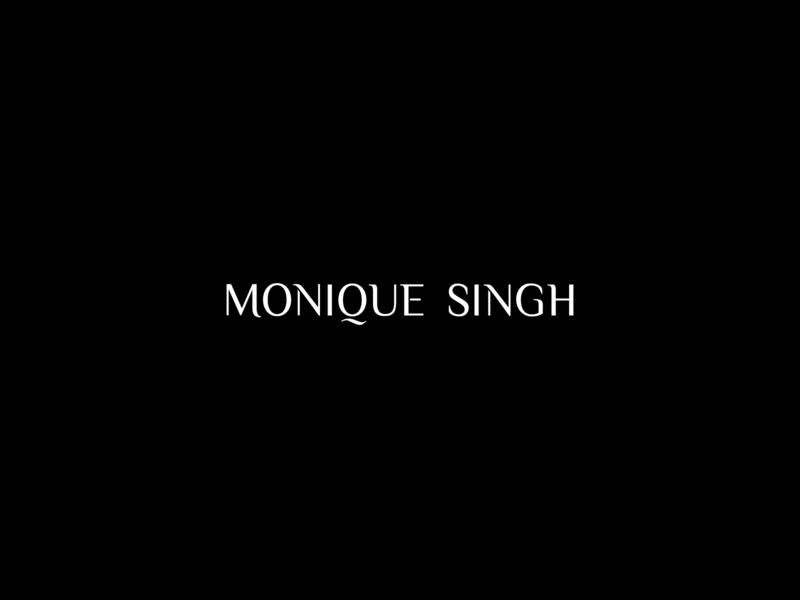 Logo design Monique Singh minimalist logo minimal brand identity branding brand design logo design logotype logos logo