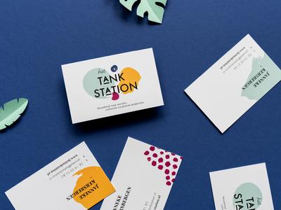 Business cards Het Tankstation