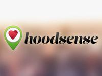 Hoodsense Horizontal Logo