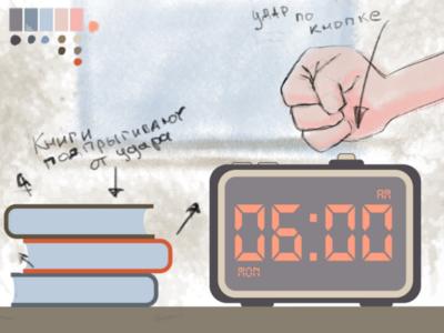 "Сhapter-2 ""Good morning f...k"" (sketch)"