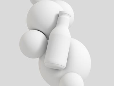 3D Product Scene