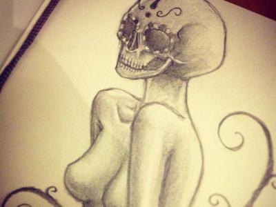 Candy Skull #2