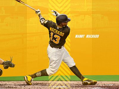 San Diego Padres sports design sports branding art photoshop