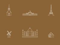 Platter Icons