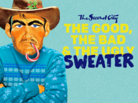 The Good Bad & The Ugly Sweater