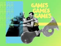 Games Games Games-- A Short Form Class
