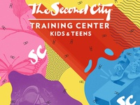 Sctc Kids and Teen Step And Repeat