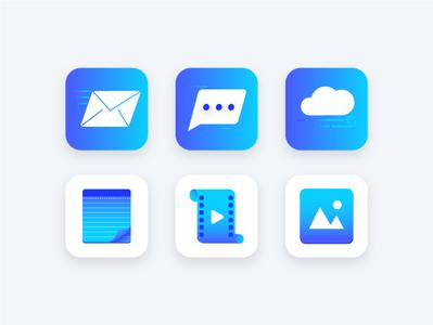 App Icons Concept