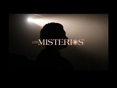 Los misterios - Spanish Cuisine -  Wordmark play
