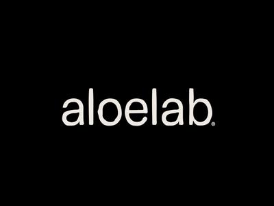 Aloelab - Wordmark Proposal