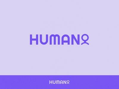 HumanO - Logo Concept