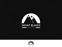 Mount Blanco l Logo Concept