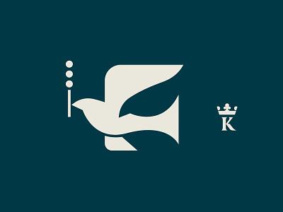 Kingston logodesign brand identity logo brand logo