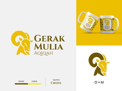 Logo Gerak Mulia Aqiqah