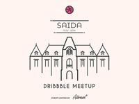 Dribbble meetup saida teaser
