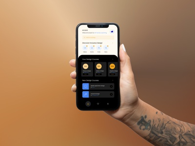 All Hands for All Designers Inclusive Design App Dashboard uidesign productdesign inclusivedesign weeklywarmup neutrals appdesign inclusivity allhands metalab playoff dribbbleplayoff figma
