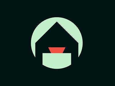 Home Tour Logo Design Concept 4 logodesign graphicdesign hometour branding minimal logo visualdesign adobexd
