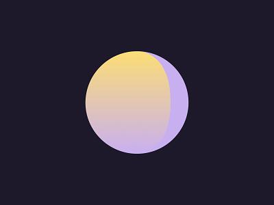 Mobile Dating App Logo mobileapplogo swoon circle datingapp purple gradient colorful branding illustration design logo visualdesign figma