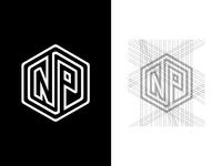 NORDPAK Logo Design