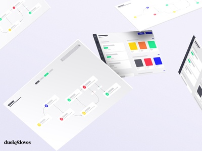 UI Loading state mock ups - vol.1