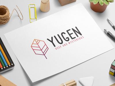 Yugen logo template