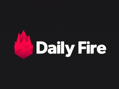 Daily Fire Logo