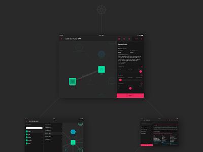 Pericon App futura layout pericon ios web app icon ux typography vector minimal logo duelofdoves designer design branding