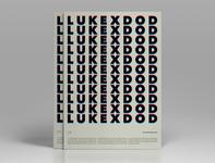 Typographic resume posters - vol. 2