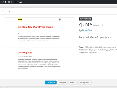 free wordpress theme responsive free theme clean white minimal wordpress