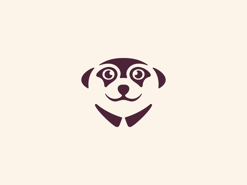 Meerkat animal meerkat illustration sale logo sale design color dribbble icon logotype logo
