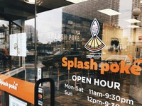 Splash poke