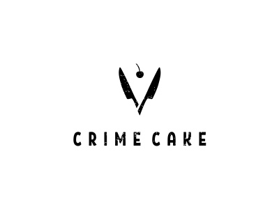 Crime Cake knife crime cherry food cake