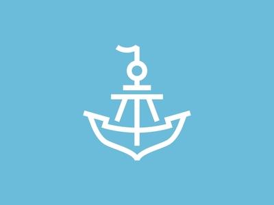 Anchor + ship