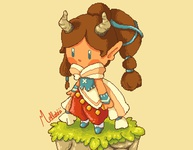 Dancer - Character Design