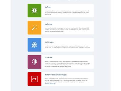 Web App Front page pt landing-page