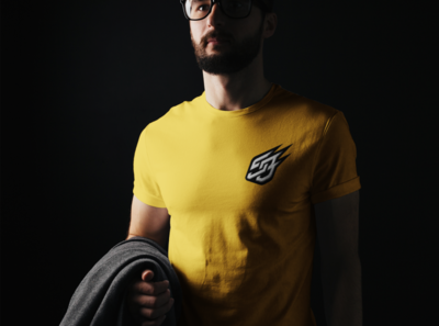 sb apparel t-shirt mockup