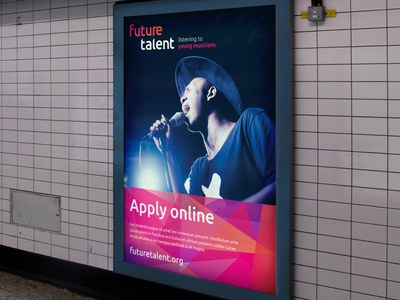 Future Talent - Brand design