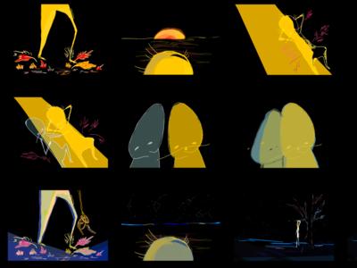 Jack storyboard