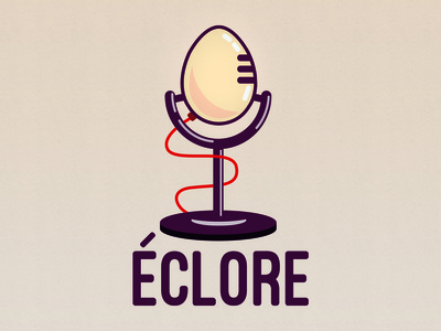 Éclore - The new creatives podcast