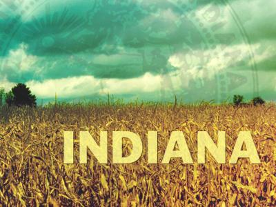 Indiana state indiana pixelmator