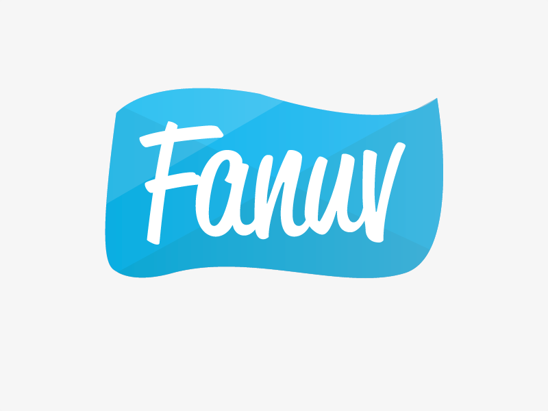 Fanuv Logo logo illustration illustrator