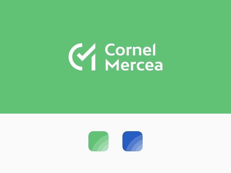 Cornel Mercea Branding