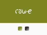raw-e Branding