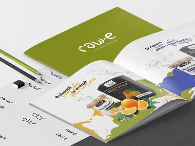 raw-e Brand Identity Guide vector typography logo visual identity graphic design logo design branding