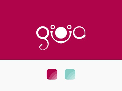 Gioia Branding illustration design logo visual identity graphic design logo design branding