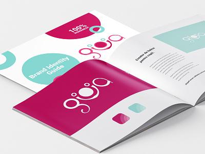 Gioia Brand Identity Guide illustration logo design visual identity graphic design logo design branding