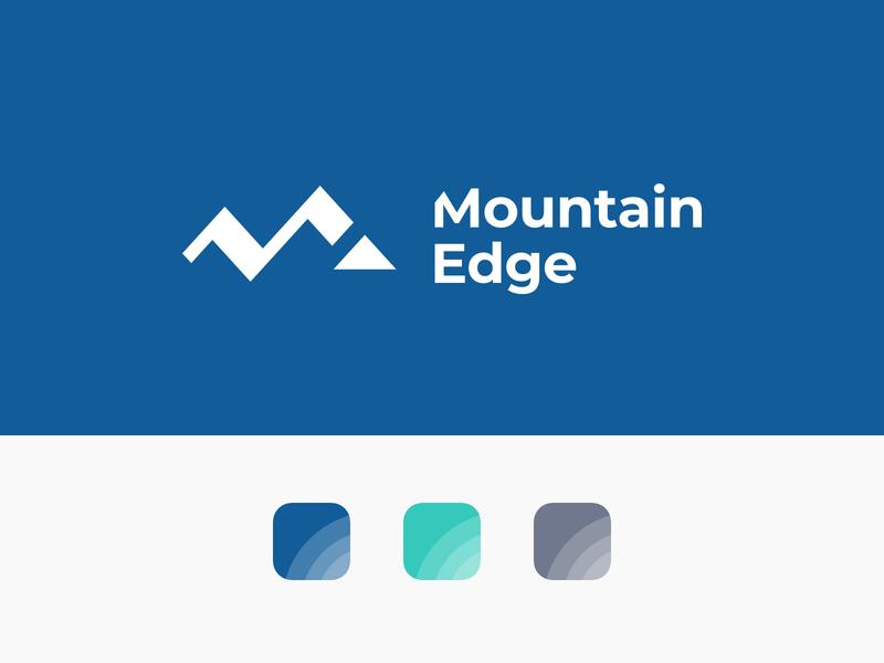 Mountain Edge Branding