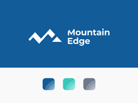 Mountain Edge Branding