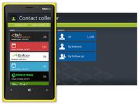 Contact Collector Windows Phone 8