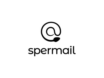 Spermail Logo Concept